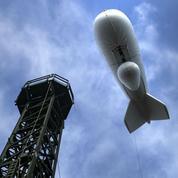 Un ballon-radar militaire dérive plusieurs heures dans le ciel américain