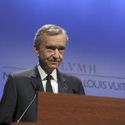 La leçon inaugurale de Bernard Arnault aux apprentis de LVMH