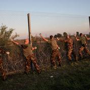 Face aux migrants, l'Europe à l'heure des murs