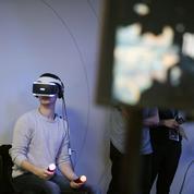 Avec le casque PlayStation VR, Sony fait le pari de la réalité virtuelle