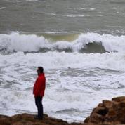 Rafales de vent et orages dans le sud de la France