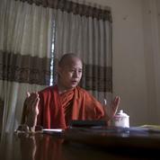 Le moine Wirathu, visage de l'extrémisme bouddhiste