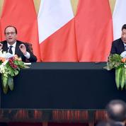 À Pékin, Hollande tente de sauver la conférence de Paris sur le climat