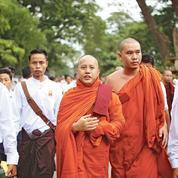 Birmanie: les bonzes démocrates affrontent les «fous de Bouddha» ralliés à l'ex-junte