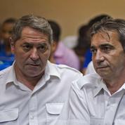 Air cocaïne: les pilotes placés en détention provisoire