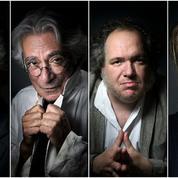 Prix Goncourt 2015 : qui sont les quatre auteurs en lice?