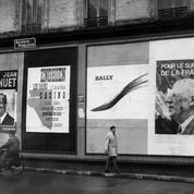 Il y a 50 ans, la présidentielle de 1965: votez deGaulle!