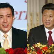 Rencontre historique au sommet entre Chine et Taïwan