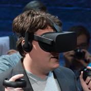 Palmer Luckey (Oculus VR) : «La réalité virtuelle rendra les relations en ligne plus humaines»