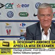 La conférence de presse surréaliste de Didier Deschamps