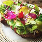 Les meilleurs avocado toasts de Paris
