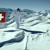 La sublime vidéo de Buzz Aldrin qui met le pied en Suisse