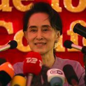 Birmanie: Aung San Suu Kyi aux portes du pouvoir