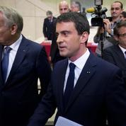 Pour Valls, «les Français sont à cran vis-à-vis de l'impôt»