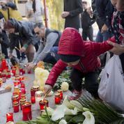Bucarest pleure les morts du Colectiv