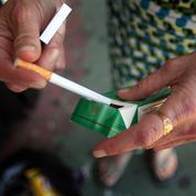 Le projet d'interdire les cigarettes mentholées fait tousser l'Élysée