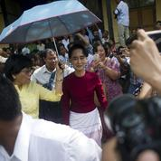 Birmanie: le parti d'Aung San Suu Kyi revendique une large victoire