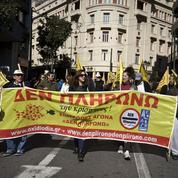 Grèce: bataille sur les saisies immobilières