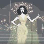 Google fête Hedy Lamarr, la star de cinéma qui inventa... le GPS