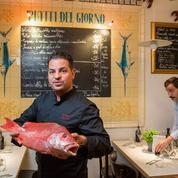 La cuisine volcanique de Giuseppe Messina