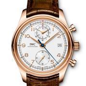 La portugaise d'IWC,un chronographe de légende