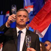 En Croatie, les conservateurs remportent les législatives