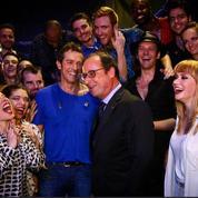 François Hollande a aimé la comédie musicale de France Gall Résiste