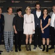 À Paris, Jennifer Lawrence fait ses adieux à Hunger Games