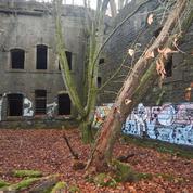 Un ancien camp nazi vandalisé en Moselle