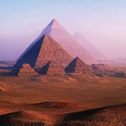Les surprenantes anomalies thermiques de la pyramide de Khéops