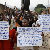Le risque croissant d'un génocide au Burundi