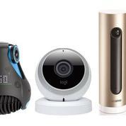 Pour les fêtes, gardez un œil partout avec une caméra domestique