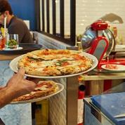 Iovine's : pizza bien montée à Palais-Royal