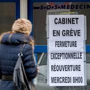 Grève générale des médecins ce vendredi contre la loi santé de Touraine