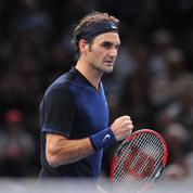 Roger Federer joueur préféré des fans pour la 13e fois d'affilée