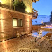 Spécial neige : Nos nouvelles chambres aux sommets