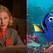 Carol ,Le Monde de Dory ,Braqueurs ... Le cinéma fait ses B.A.