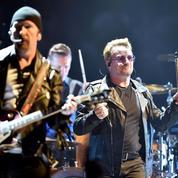 Attentats à Paris : U2 annule un concert parisien