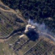 L'armée russe soupçonnée de se battre sur le sol syrien