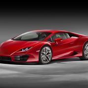 Lamborghini Huracan LP 580-2: en arrière toute!