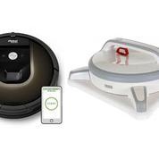 Winbot et Roomba, deux robots pour faire le ménage à votre place