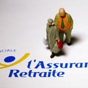Un retraité français touche 1066 euros en moyenne par mois