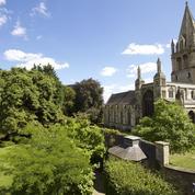 Christ Church, le vrai jardin d'Alice au pays des merveilles