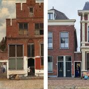 Un chercheur hollandais localise La Ruelle de Vermeer