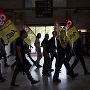 La CGT garde finalement son bastion à la SNCF