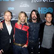 Après les attentats, les Foo Fighters offrent leur nouveau disque