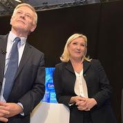 Nord: Le Pen, Bertrand, Saintignon, trois styles pour les régionales