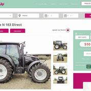 WeFarmUp, premier site en ligne de partage de matériels agricoles