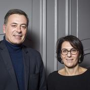 Nathalie Balla et Éric Courteille, un duo de choc à La Redoute