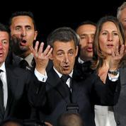 À Avignon, Nicolas Sarkozy vante les valeurs de la République